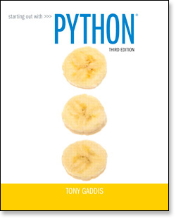 Starting Out With Python 3rd Edition Pdf